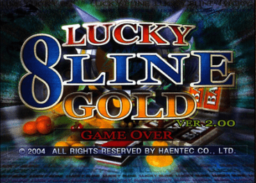 Lucky 8 Lines Gold screenshot