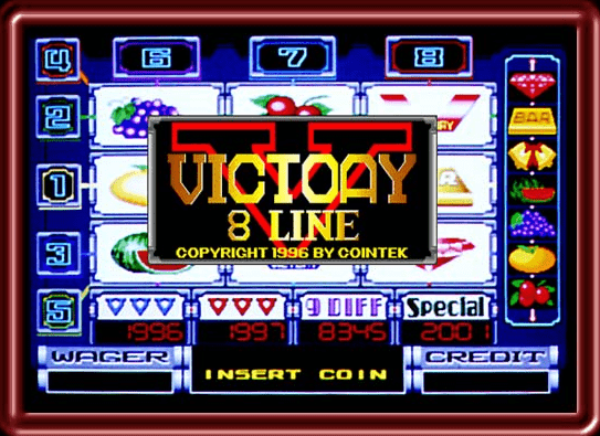 Victory 8 Line screenshot