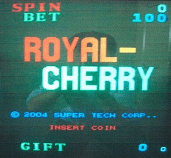 Royal-Cherry screenshot