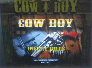 Cow Boy screenshot
