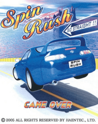 Spin Rush screenshot
