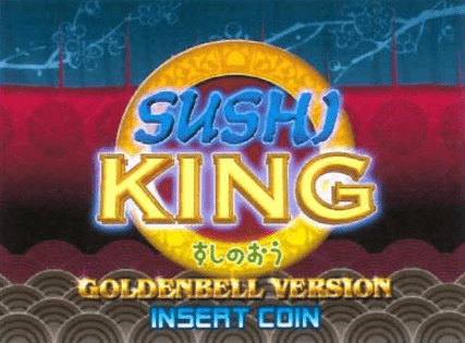 Sushi King - Goldenbell Version screenshot