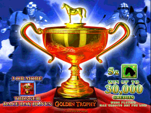 Golden Trophy screenshot