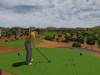 EA Sports PGA Tour Golf Team Challenge screenshot