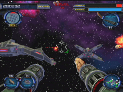 Invasion Earth screenshot