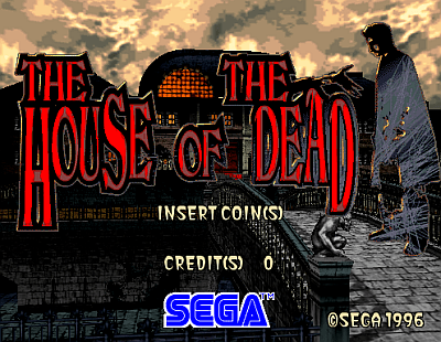 The House of the Dead screenshot