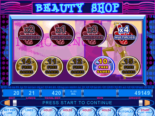 Beauty Magic screenshot