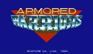 Armored Warriors [Blue Board] screenshot