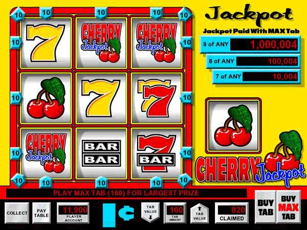Cherry Jackpot