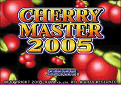 Cherry Master 2005 screenshot