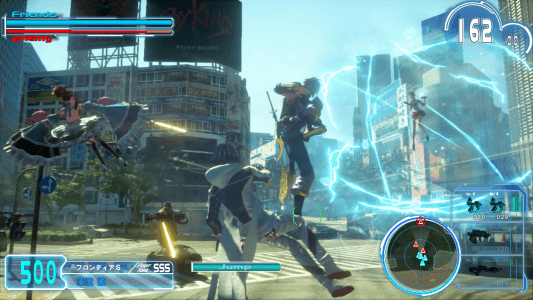 Gunslinger Stratos screenshot