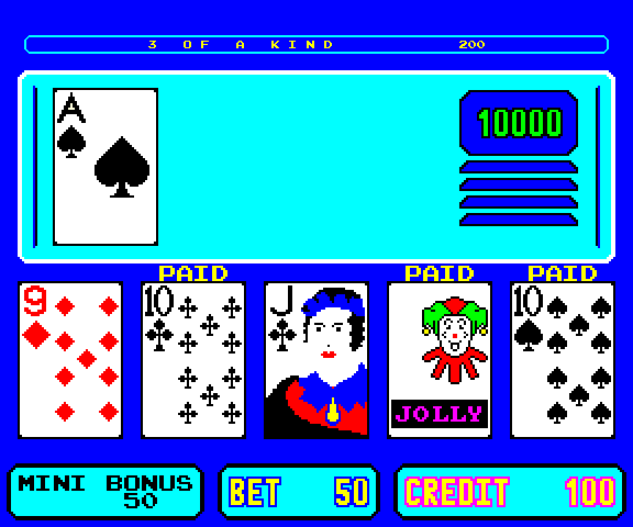 Poker Express screenshot