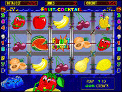 Fruit Cocktail screenshot