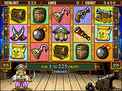 Pirates screenshot