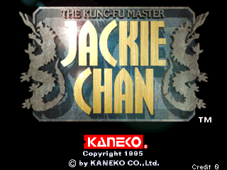 Jackie Chan - The Kung-Fu Master screenshot