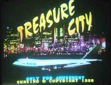 Treasure City screenshot