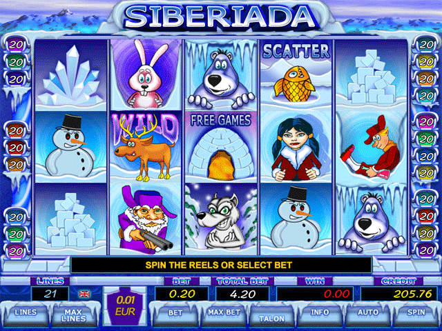 Siberiada screenshot