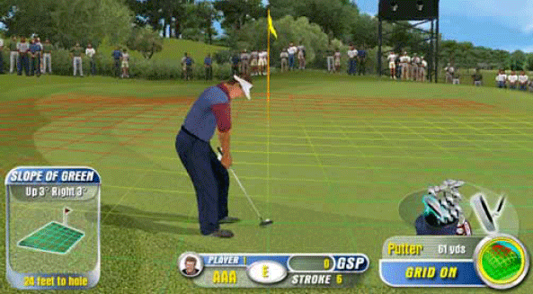 EA Sports PGA Tour Golf Championship Edition II screenshot