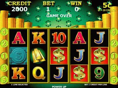 Play Megabucks Slot Machine Online