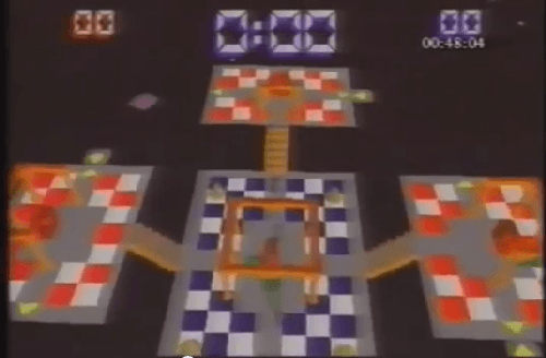 Dactyl Nightmare arcade video game by W Industries (1991)