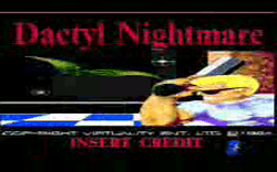 Dactyl Nightmare SP screenshot