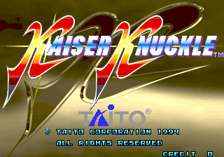 Kaiser Knuckle screenshot