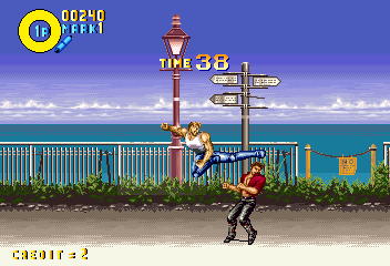 Karate Blazers screenshot