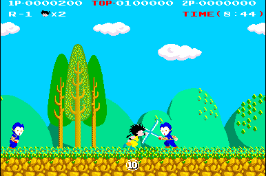 Kid Niki - Radical Ninja screenshot