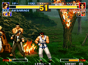 The King of Fighters '95 [Model NGM-084] screenshot