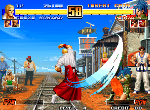 The King Of Fighters 96 Snk Neo Geo Mvs Cart By Snk 1996