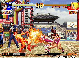 The King of Fighters '97 [Model NGM-232] screenshot