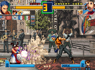 The King of Fighters 2001 [Model NGM-262] screenshot