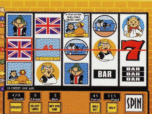 Andy Capp screenshot