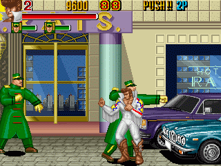 Knuckle Bash [TP-023] screenshot