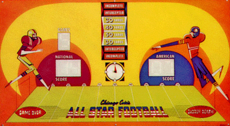 All Star Football screenshot