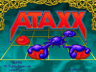 Ataxx screenshot