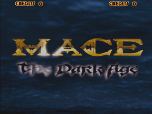 Mace - The Dark Age screenshot