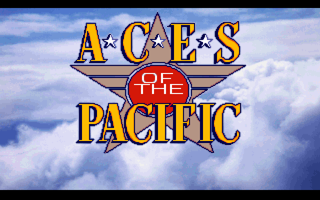 Aces of the Pacific screenshot