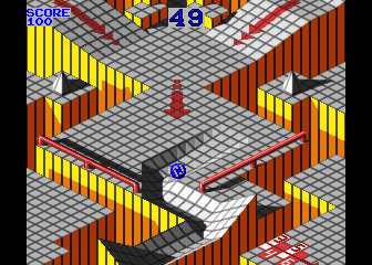 Marble Madness screenshot