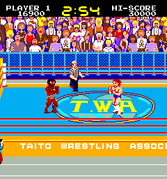 Mat Mania - The Prowrestling Network screenshot