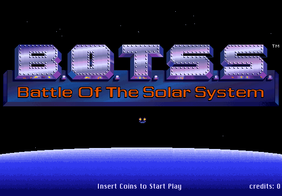 B.O.T.S.S. - Battle Of The Solar System screenshot