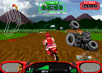 Moto Frenzy screenshot