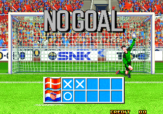 NeoGeo Cup '98 - The Road to the Victory [Model NGM-244] screenshot