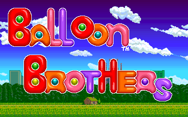 Balloon Brothers screenshot