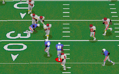 NFL Hard Yardage screenshot