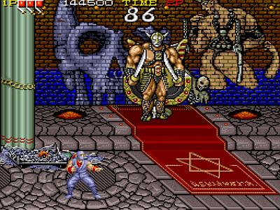 ninja gaiden 1988