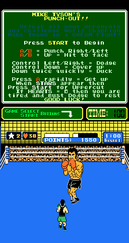 Mike Tyson's Punch-Out!! [Model PCH1-R-PT] screenshot