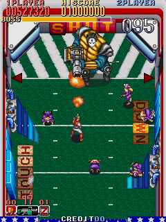 Nitro Ball screenshot
