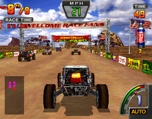 Off Road Challenge screenshot