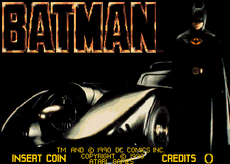 Batman screenshot